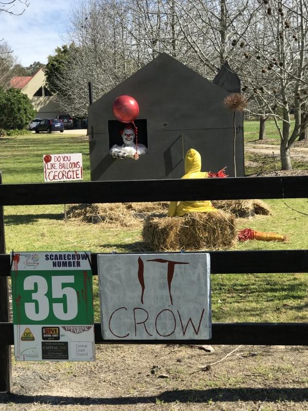 35 - It Crow
