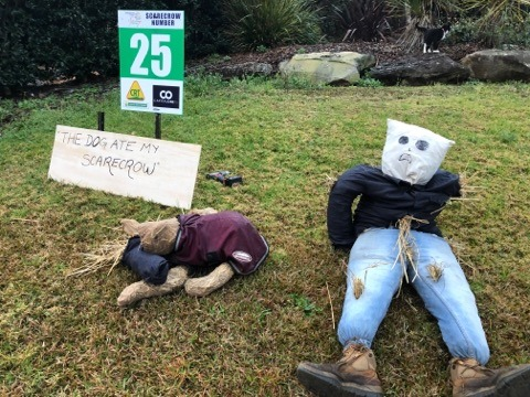 25 - The Dog Ate My Scarecrow
